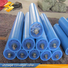 108mm diameter standard labyrinth seal roller belt conveyor idlers and rollers