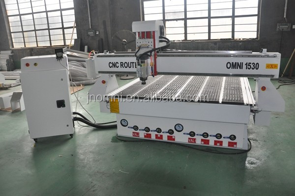 High speed and good quality 1530 cnc router/cnc machine for Architectural Decoration Elements, Kitchen Cabinet & Door