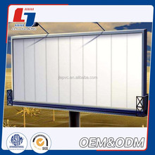 pure white PVC foam board of high hardness and density