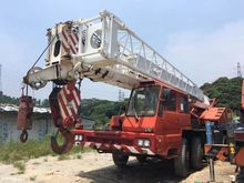 Original Japan 50 ton crane used tadano mobile crane for sale