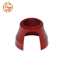 OEM manufacturing CNC custom turning milling manufacturer stainless steel machined lock nut