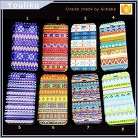bohemian fabric style pop in india printable phone cover case for iphone 6 for huawei for coolpad