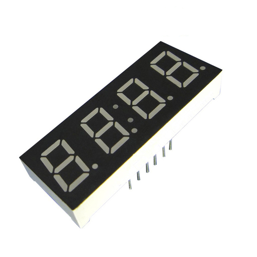 0.56 0.8 1.2 inch 4 digits large 7 segment led display