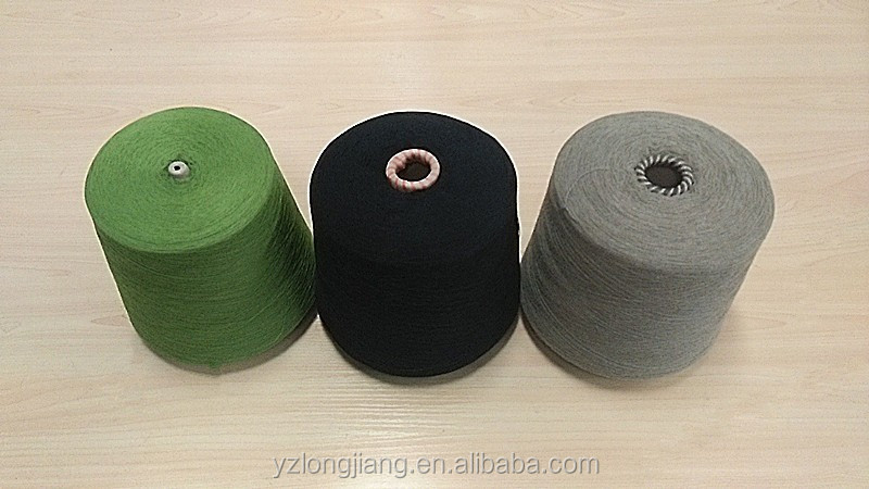 Bamboo Dyed Yarn, eco-friendly material, several technics for choosing