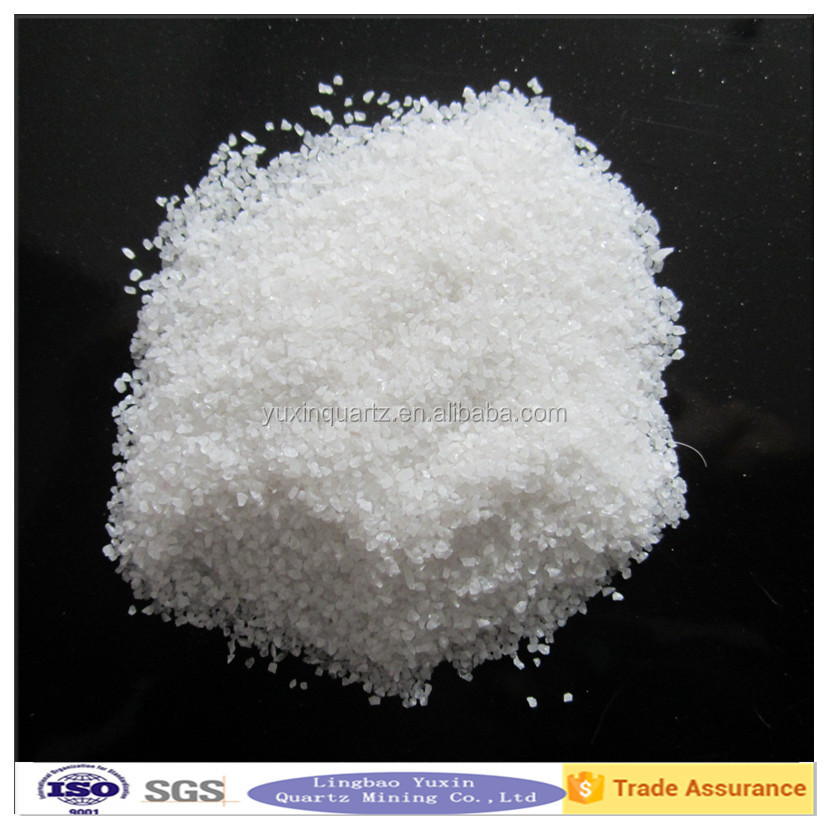 nano particle coating water soluble quartz grits price per ton