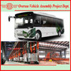 CKD SKD Parts Assembled 39 Seater Pure Electric Mini Luxury Bus in India