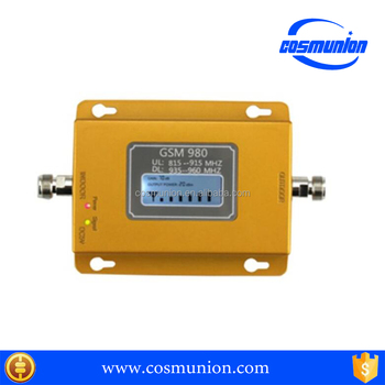 cheapest GSM 900Mhz mobile phone signal booster amplifier
