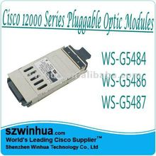 Cisco 12000 Series Pluggable Optic Modules WS-G5487