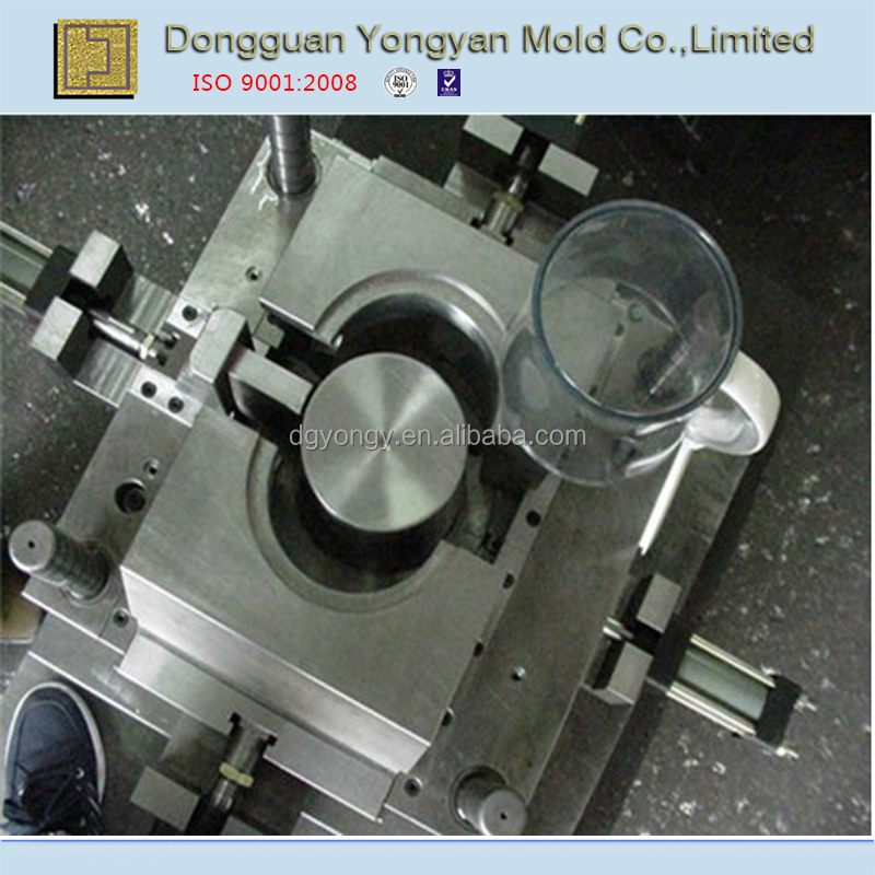 low cost transparent cup of plastic injection mould