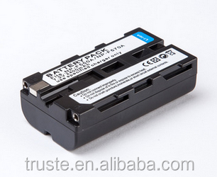 Digital Camera Battery 2100mAh NP-F550 F570 for Sony F330 F530 F550 F570