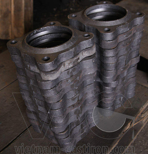 Gray iron castings