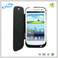 China Battery charger case for Samsung Galaxy 3 SIII I9300