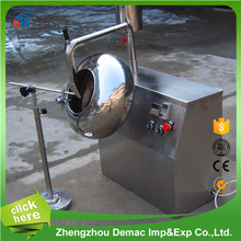 Candy sugar coating equipment/chocolate polishing sugar film coating machine/gum sugar coating pot