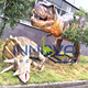 Innova -High Simulation Large Scale Park Animatronic Dinosaur,Animatronic Dinosaurs Made in China Supplier