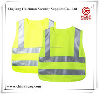 Wholesale Used Traffic Safety Vests Reflective Clothing For Children