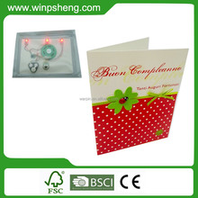 Hot Sale Business Card With Lcd Customized