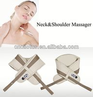back massager neck cooling and massager low frequency neck massager
