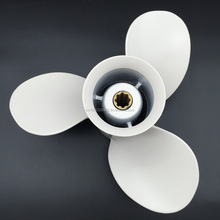 Propeller Aluminum Honda Out-board 3 Blade DIA 9 1/4 Pitch 9 Outboard Marine 3-Blade Boat Propeller