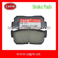 Brake pads for Nissans Almera Maxima N15 N16 A33 44060-31UX2 Auto Spare Parts