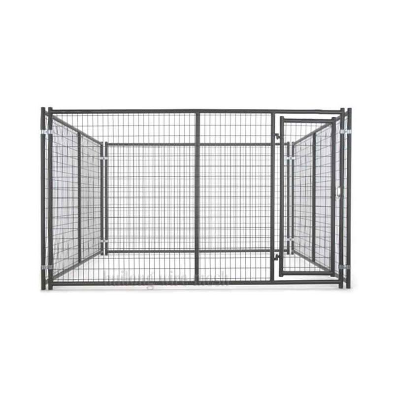 Huilong factory easily installation medium big dog kennels for wholesales