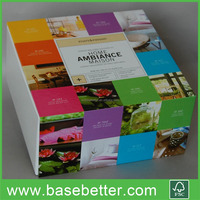 Essential Oils Gift Packaging Paper Box