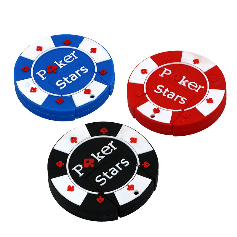 novelty products for sell Casino Chips usb memory key 2.0 3.0 8GB to 64GB