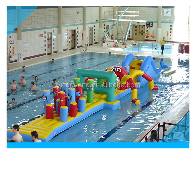 Buy play/water park playground Giant inflatable water park