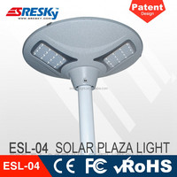 Waterproof Outdoor Solar Lamp Post Lights With Motion Sensor