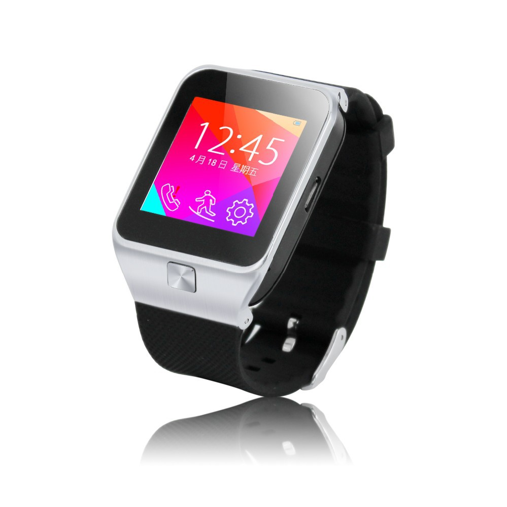 2-in-1 Watch Cell Phone + Smart watch Bluetooth Sync Watch for Android and IOS