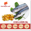Natural Cod Liver Capsules, Softgels, supplement - Manufacturer, Price, OEM, Private Label