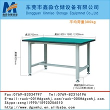 Multifunctional Steel Workbench Designs for Workshop or Office
