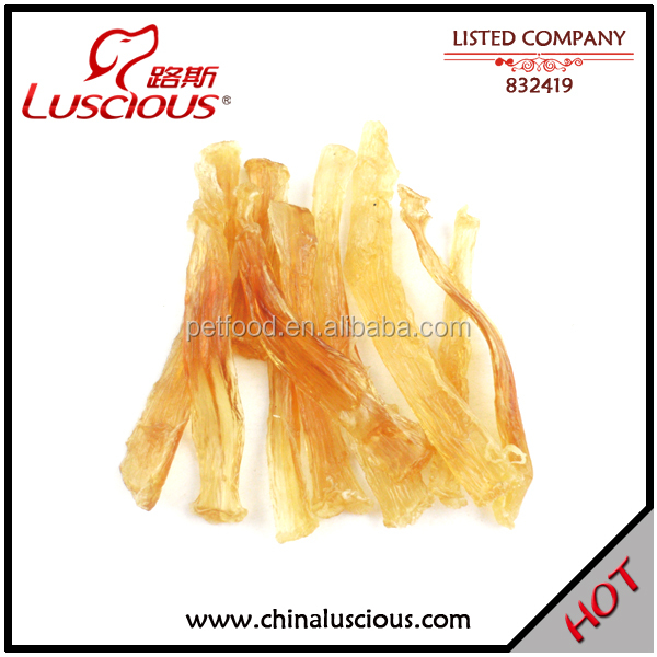 Dried Beef Tendon Organic Pet Products Wholesale