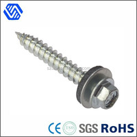 Hot Sale Stainless Steel Hex Self Drilling teks screws for Roof