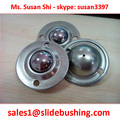 High-carbon steel ball material shell plate galvanized LD-26 Load 30KG Saturn Type Ball Transfer Units