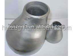Butt welding Ecc reducer A234wpb Sch40 CS pipe fittings for Promotion