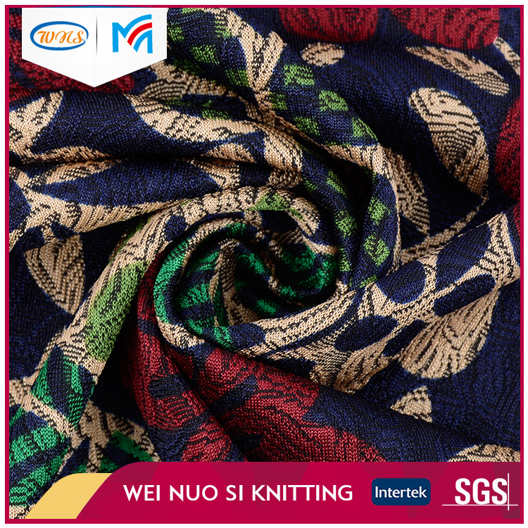 Fashion clothing material wholesale african print polyester fabric
