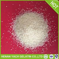 Professional white gelatin powder for wholesales