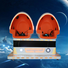 9D VR Indoor Amusement Game Machine 7D Cinema Effects Children Game Equipment