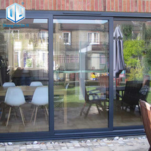 Aluminum sliding door used exterior french doors