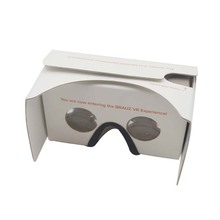 Google Project Cardboard 3D Glasses Type and Hot Sales 3d vr glasses