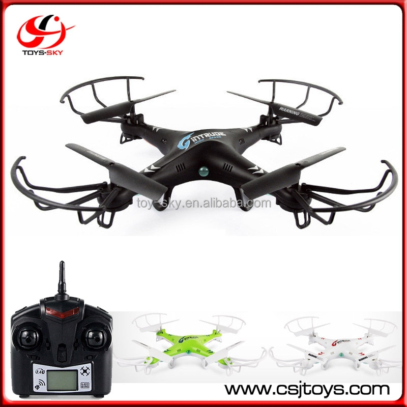 2015 Hot sale in Poland 2.4Ghz transmitter Radio control toys Professional drone Plane with HD camera