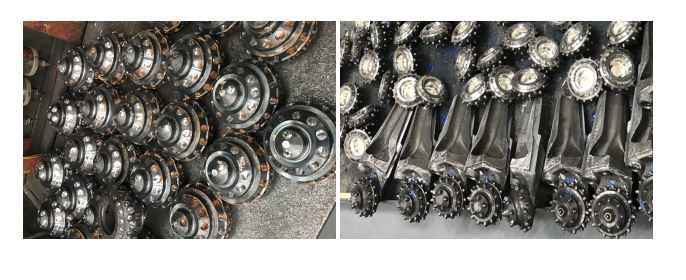 Hard Rock Tricone Drill Bit Mining Tools Different Sizes.jpg