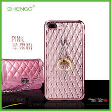 Hot TPU Free Sample Phone Back Cover 3D Luxury Mobile Case and Covers Online for iPhone Samsung S8