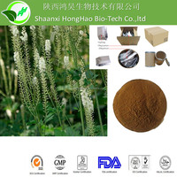 Standardized for Triterpene Glycosides 2.5% 8% Black Cohosh Root P.E
