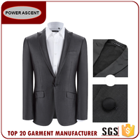 Wholesale Men Classic Arrow Lapel Fashion