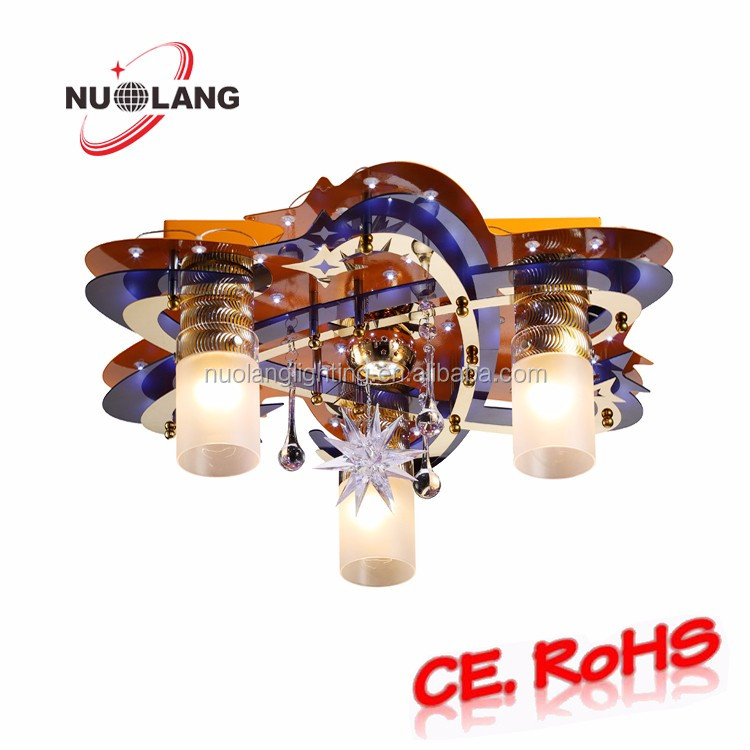 Wholesale china commercial ceiling light fixture decoration pendant light , crystal chandelier