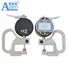 0.001mm High Precision digital micron pipe thickness gauge meter