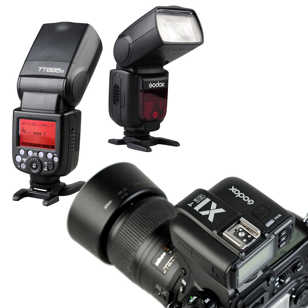 GODOX XIN TTL Wireless Flash Trigger
