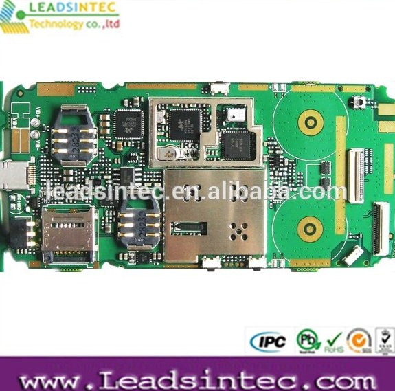Mobilephone circuits boards, smart watch/phone pcba assembly, gps tracking pcb layout