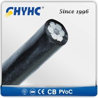 XLPE cable ABC cable overhead transmission line Overhead line power cable